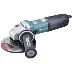 Makita GA6040C01 - Úhlová bruska 150mm,SJS,elektronika,1400W