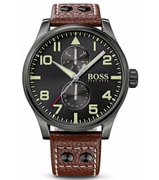 Hodinky Hugo Boss Black Contemporary Sport Aeroliner Maxx 1513079