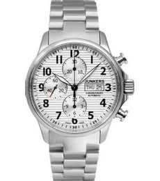 Hodinky Junkers Tante Ju Chronograph 6818M-1
