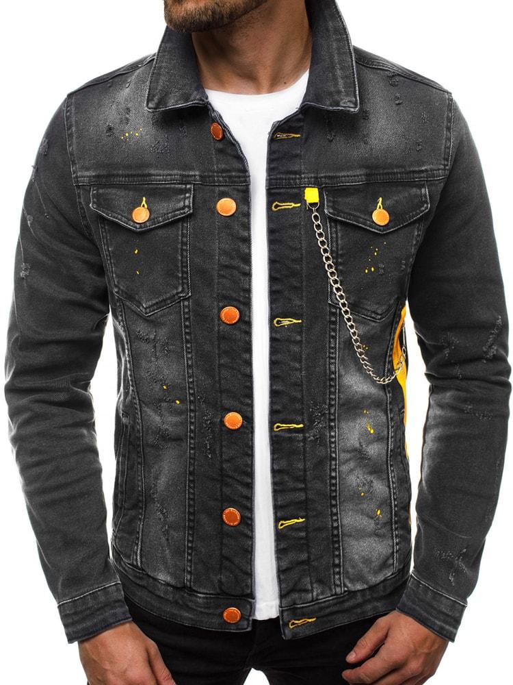 Jacheta jeans G/601