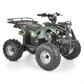 HECHT 56125  ARMY - petrol powered ATV