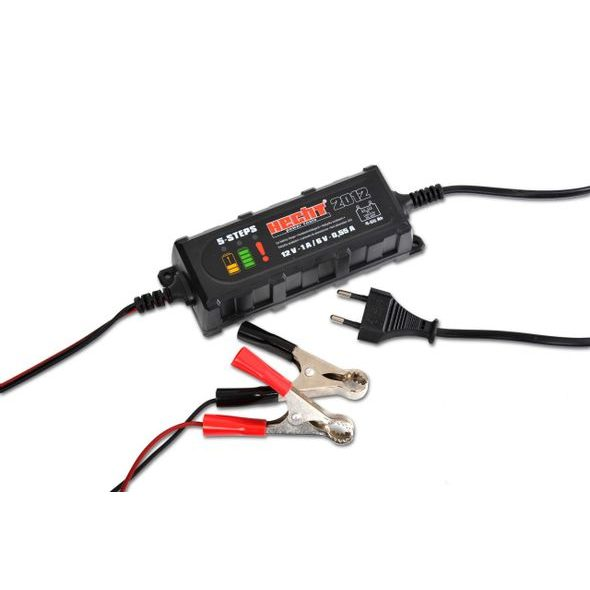 HECHT 2012 -  SMART BATTERY CHARGER