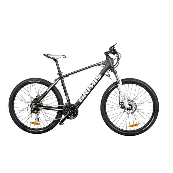 HECHT GRIMIS BLACK - E-BIKE