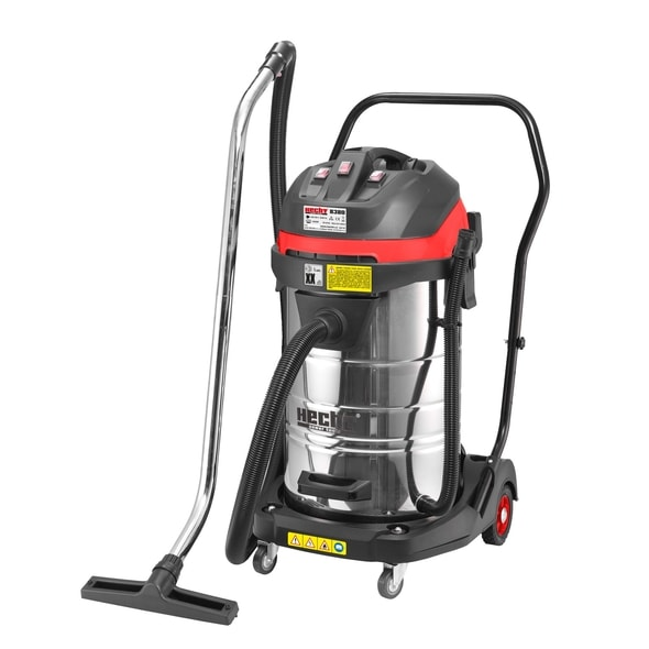 HECHT 8380 - ELECTRIC VACUUM CLEANER WET NAD DRY
