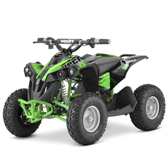 HECHT 51060 GREEN - ACCU ATV