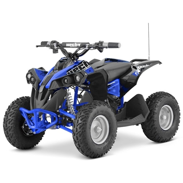 HECHT 51060 BLUE - ACCU ATV