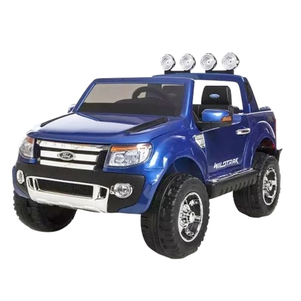 FORD RANGER - BLUE - ACCU CAR FOR KIDS