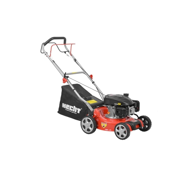 HECHT 541 SW - petrol lawn mower with self propelled system