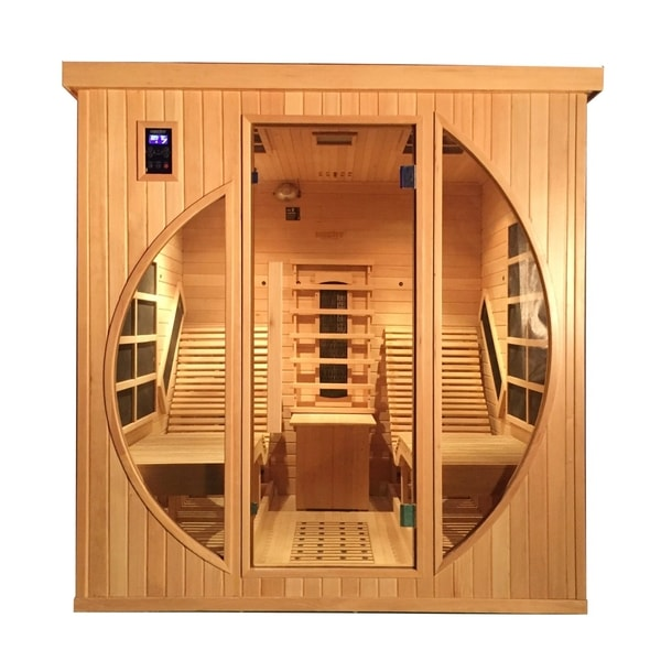 HECHT FANTASY - INFRARED SAUNA FOR 2 PERSONS