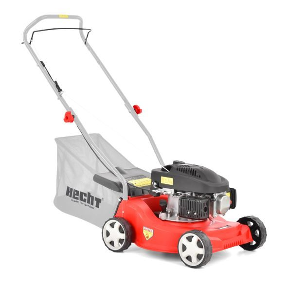 HECHT 5406 - PUSHED PETROL LAWN MOWER