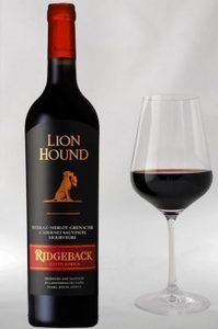 RIDGEBACK - Lion Hound Red 2016