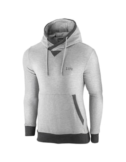 Pulover SRPH - Ninja Runner, grey