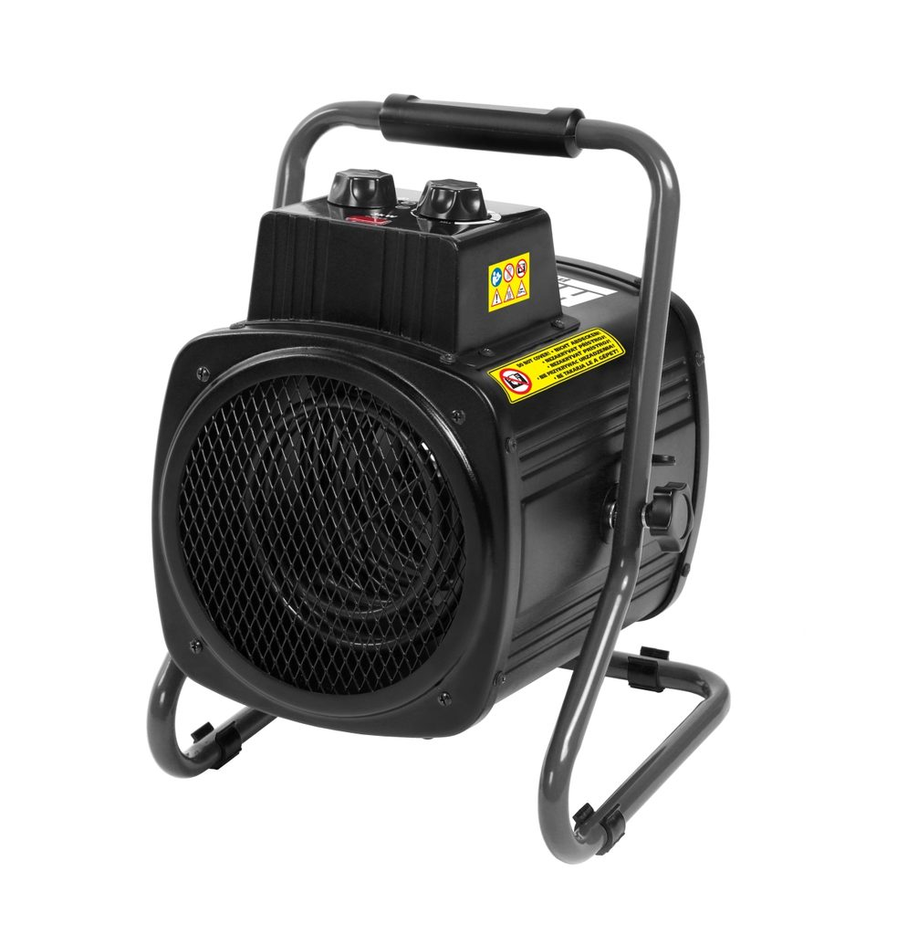 Ohrievač s ventilátorom a termostatom - HECHT 3324