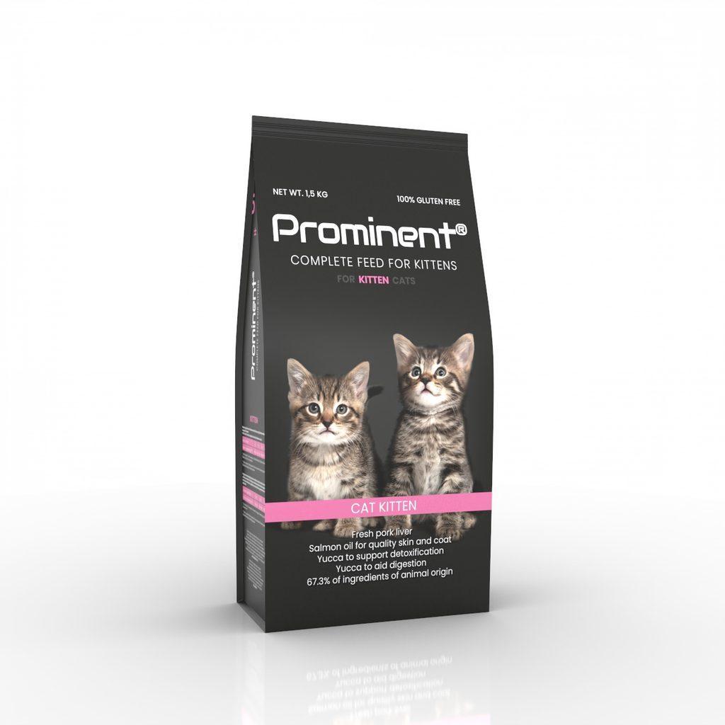 Prominent CAT KITTEN 1,5 kg