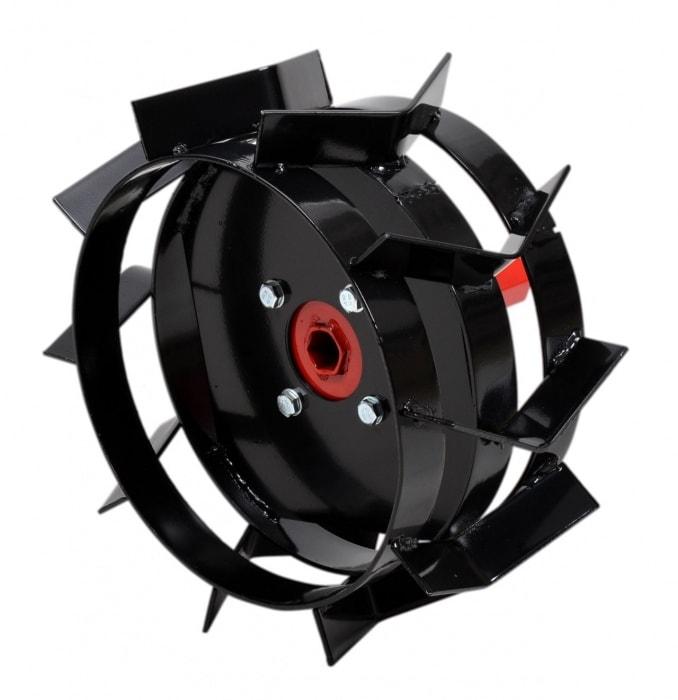 HECHT 007104 - železné lopatkové kolesá