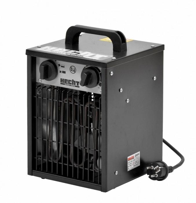 Priamotop s ventilátorom a termostatom - HECHT 3502