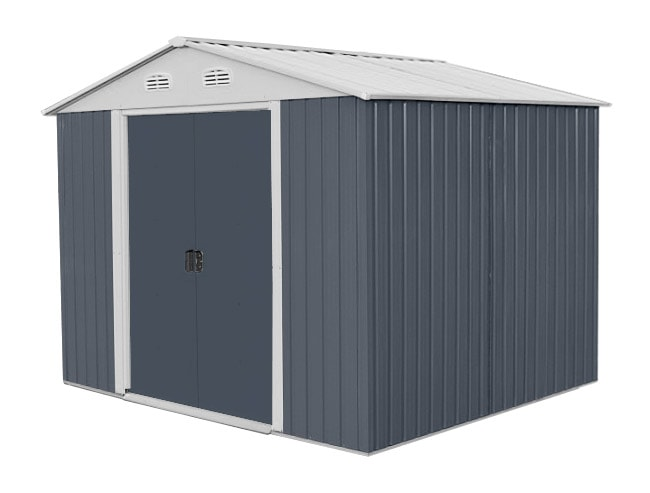 HECHT 6x8 PLUS - záhradný domček