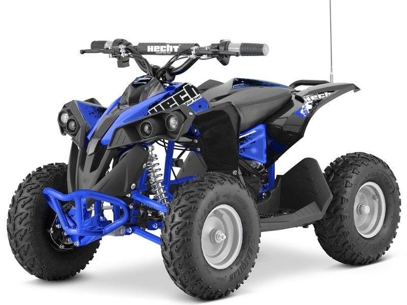 HECHT 51060 BLUE - akumulátorová štvorkolka