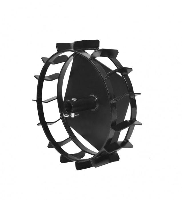 HECHT 8001004 - pomocné lopatkové kolesá pre oranie