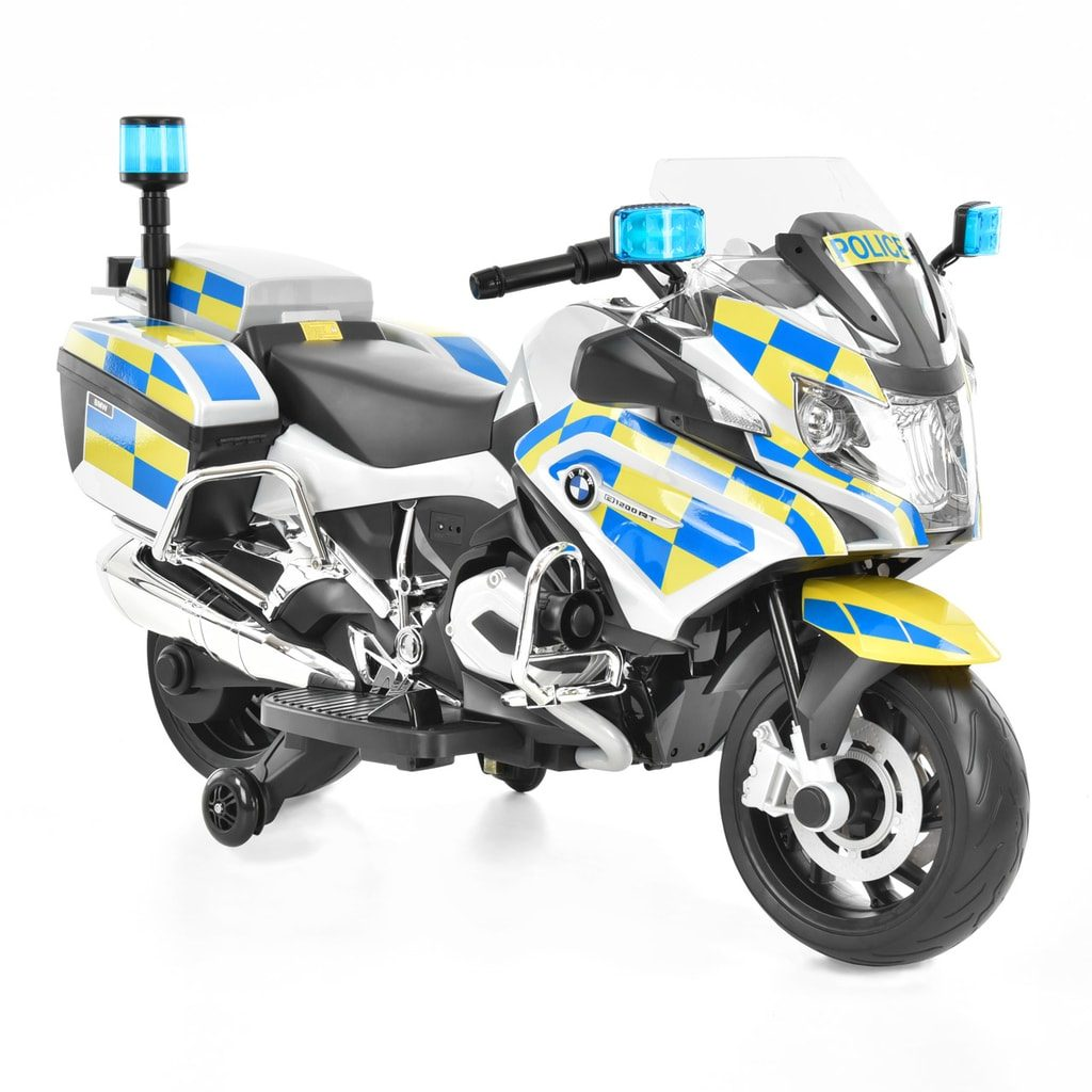 BMW R1200RT POLICE