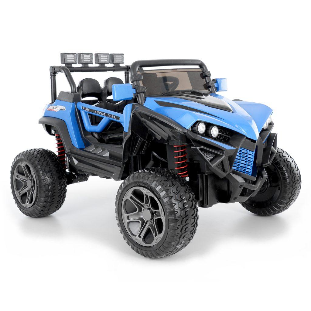 HECHT 59118 - BLUE - detské autíčko