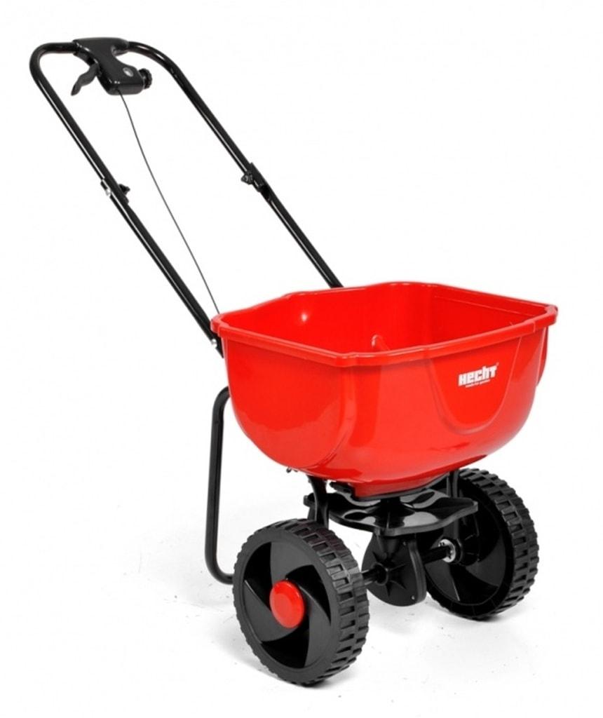 HECHT 270 - ručný rozmetač hnojiva, osiva alebo soli
