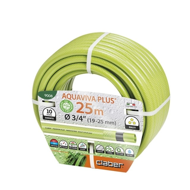 "Claber 9008 - záhradná hadica Aquaviva 3/4"" - 25m"