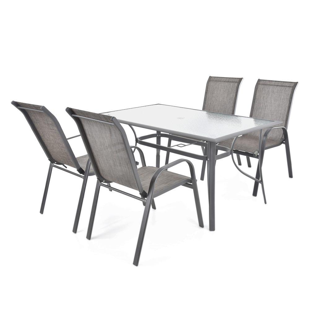 SOFIA SET 4 - set záhradného nábytku