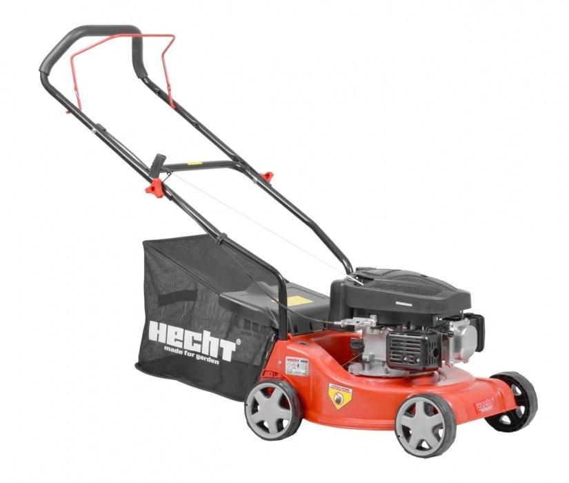 Benzínová kosačka bez pojazdu - HECHT 5408