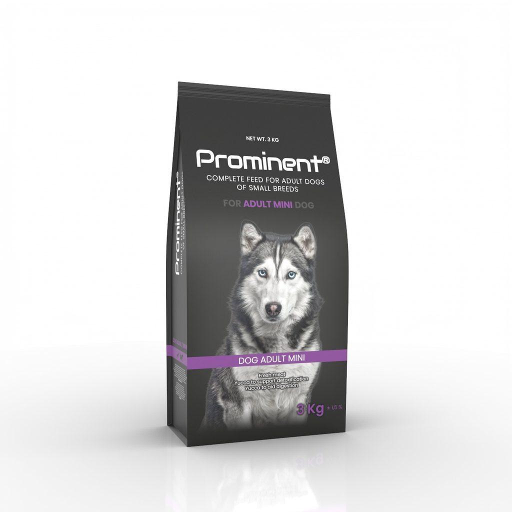 Prominent DOG ADULT MINI 3 kg