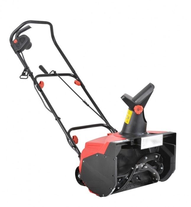 HECHT 9181 E - elektrická snežná fréza