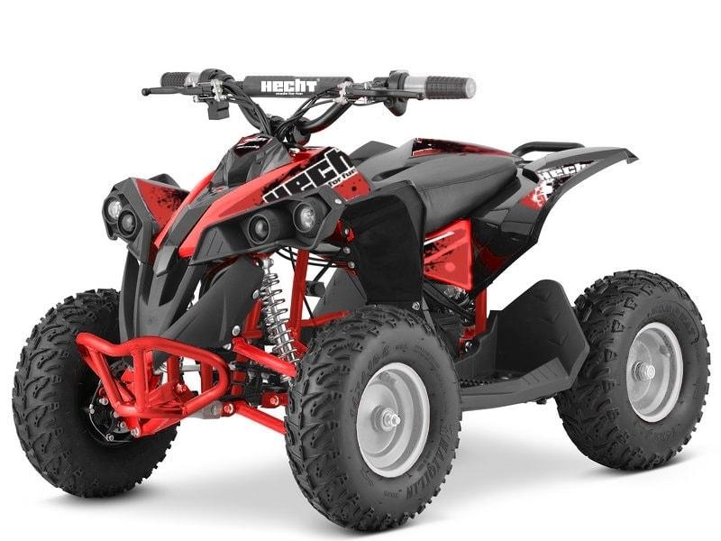 HECHT 51060 RED - akumulátorová štvorkolka