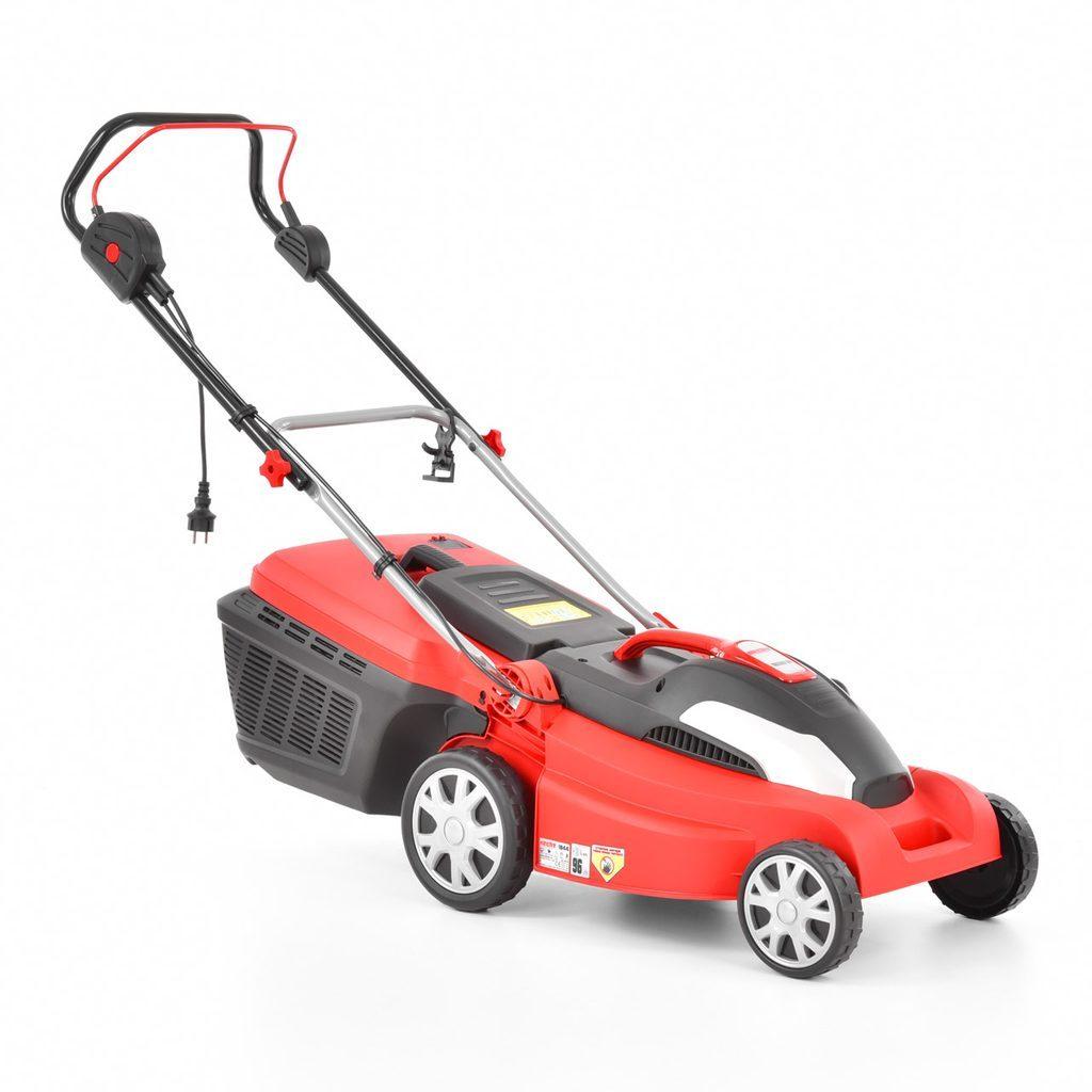 HECHT 1844 - elektrická kosačka bez pojazdu