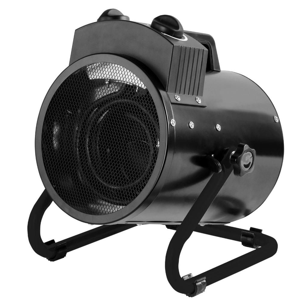 HECHT 3329 - priamotop s ventilátorom a termostatom
