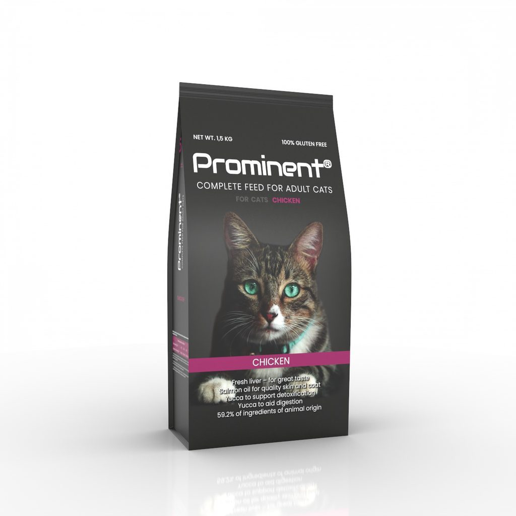 Prominent CAT ADULT CHICKEN 1,5 kg