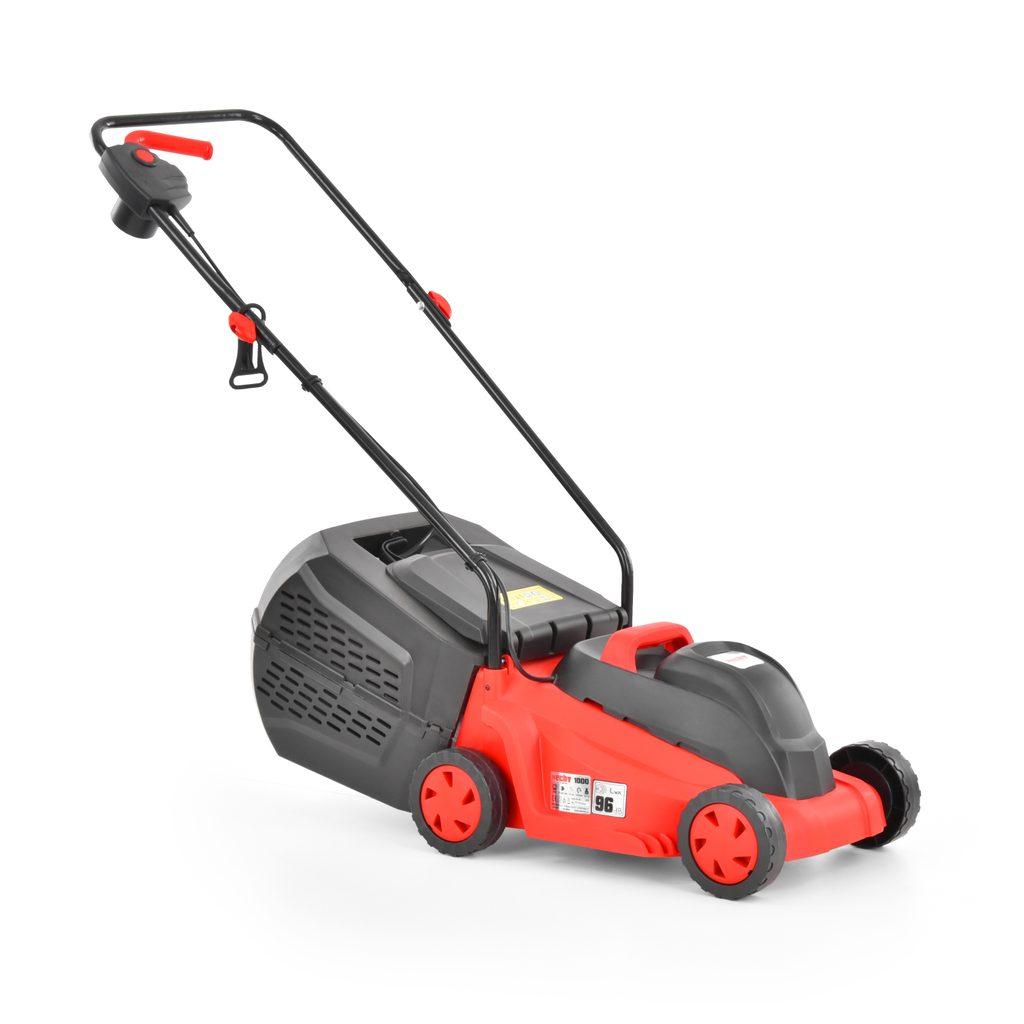 HECHT 1000 - elektrická kosačka bez pojazdu