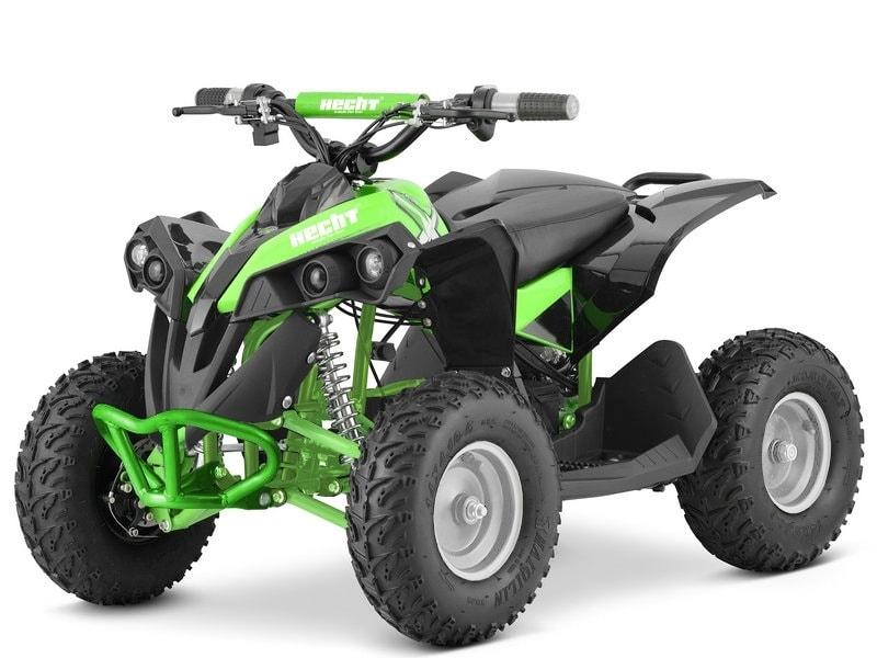 HECHT 51060 GREEN - akumulátorová štvorkolka