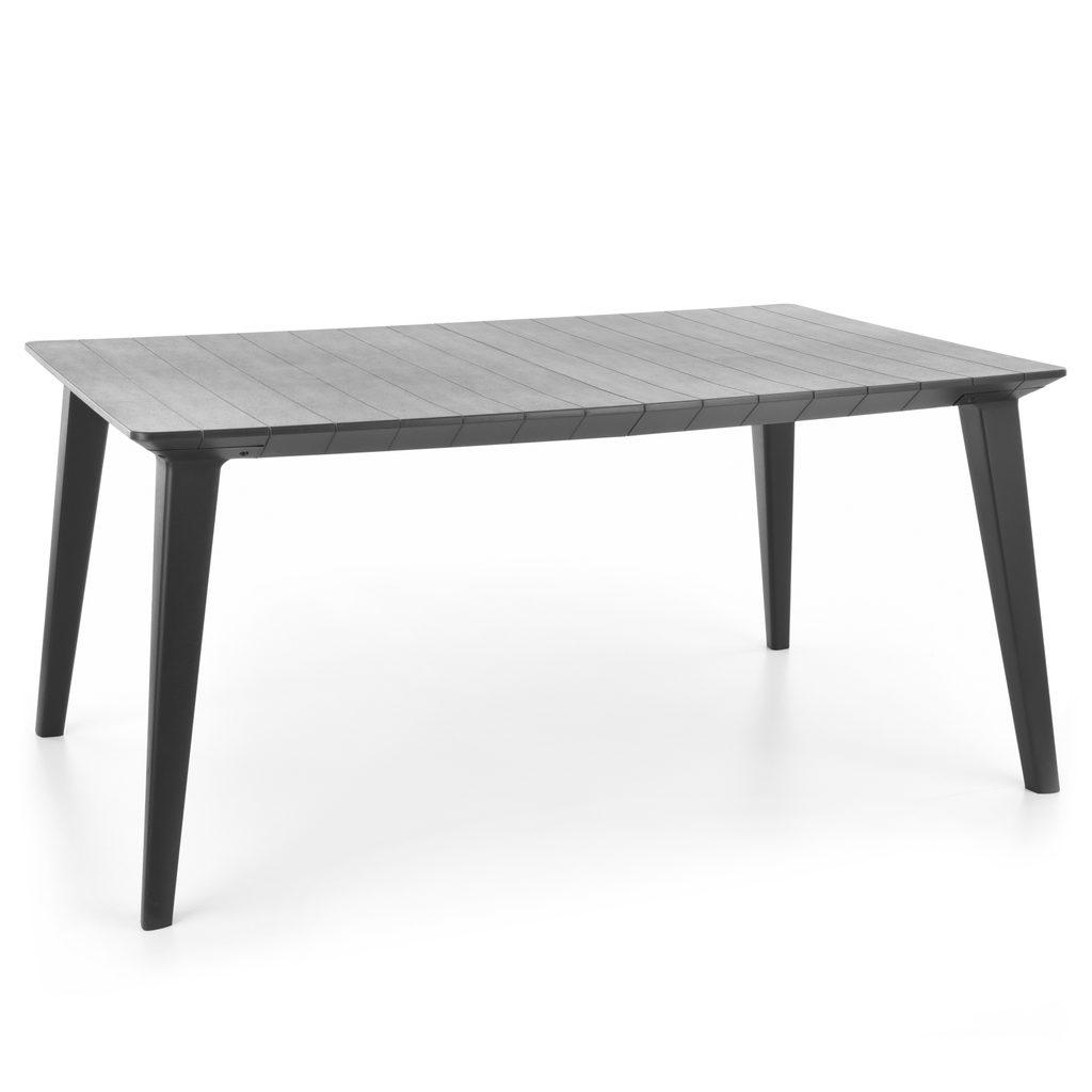 HECHT JARDIN GRAPHITE TABLE - stôl