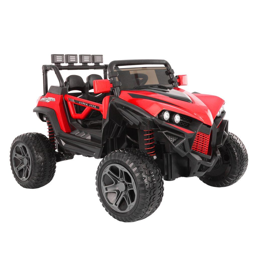 HECHT 59118 - RED - detské autíčko