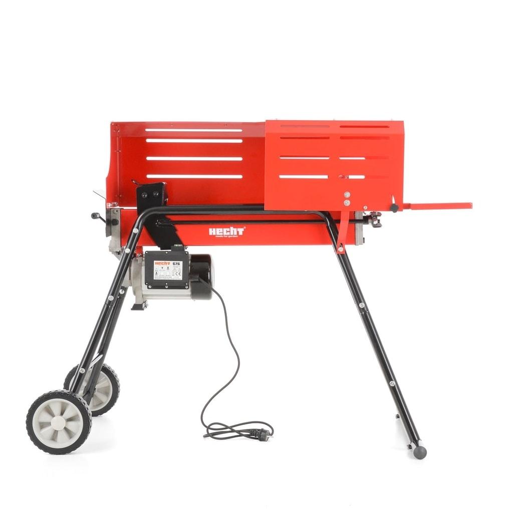 HECHT 676 - elektrická štiepačka na drevo