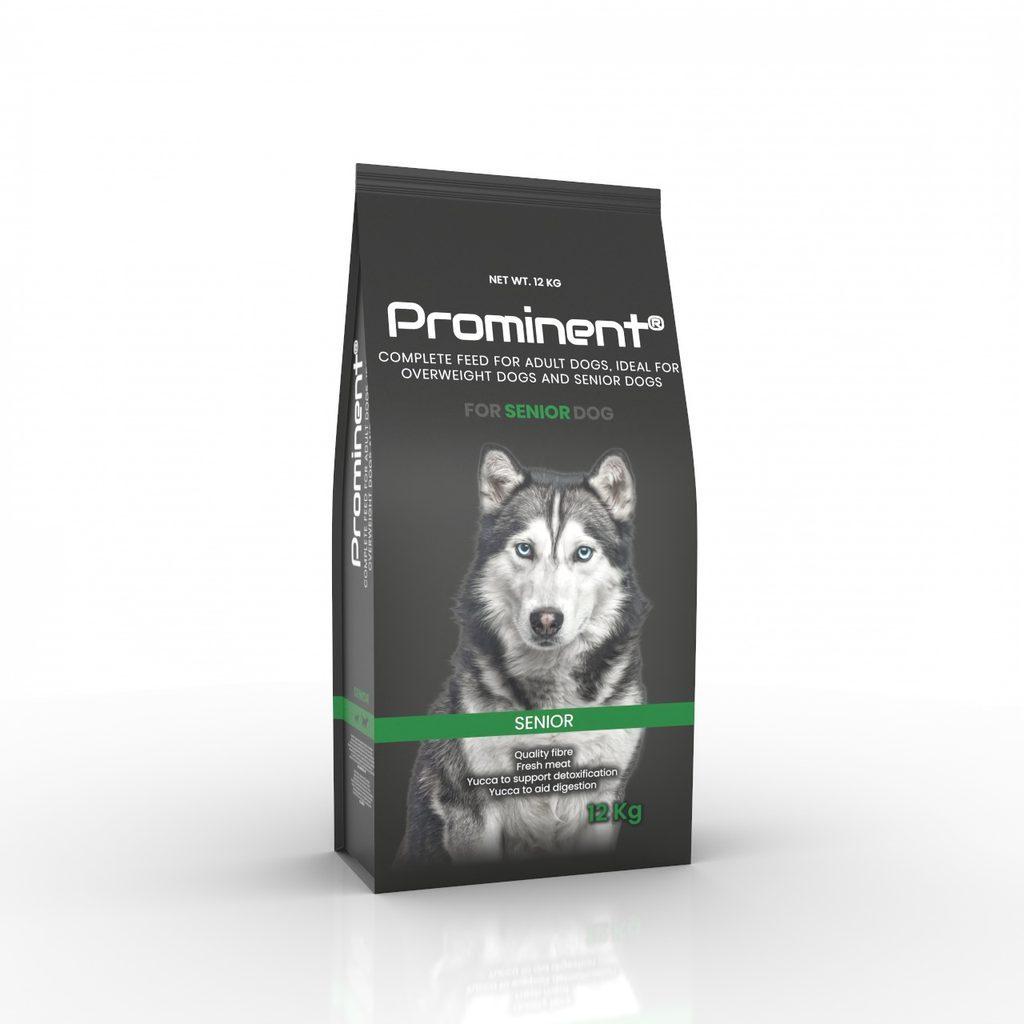 Prominent DOG SENIOR 12 kg