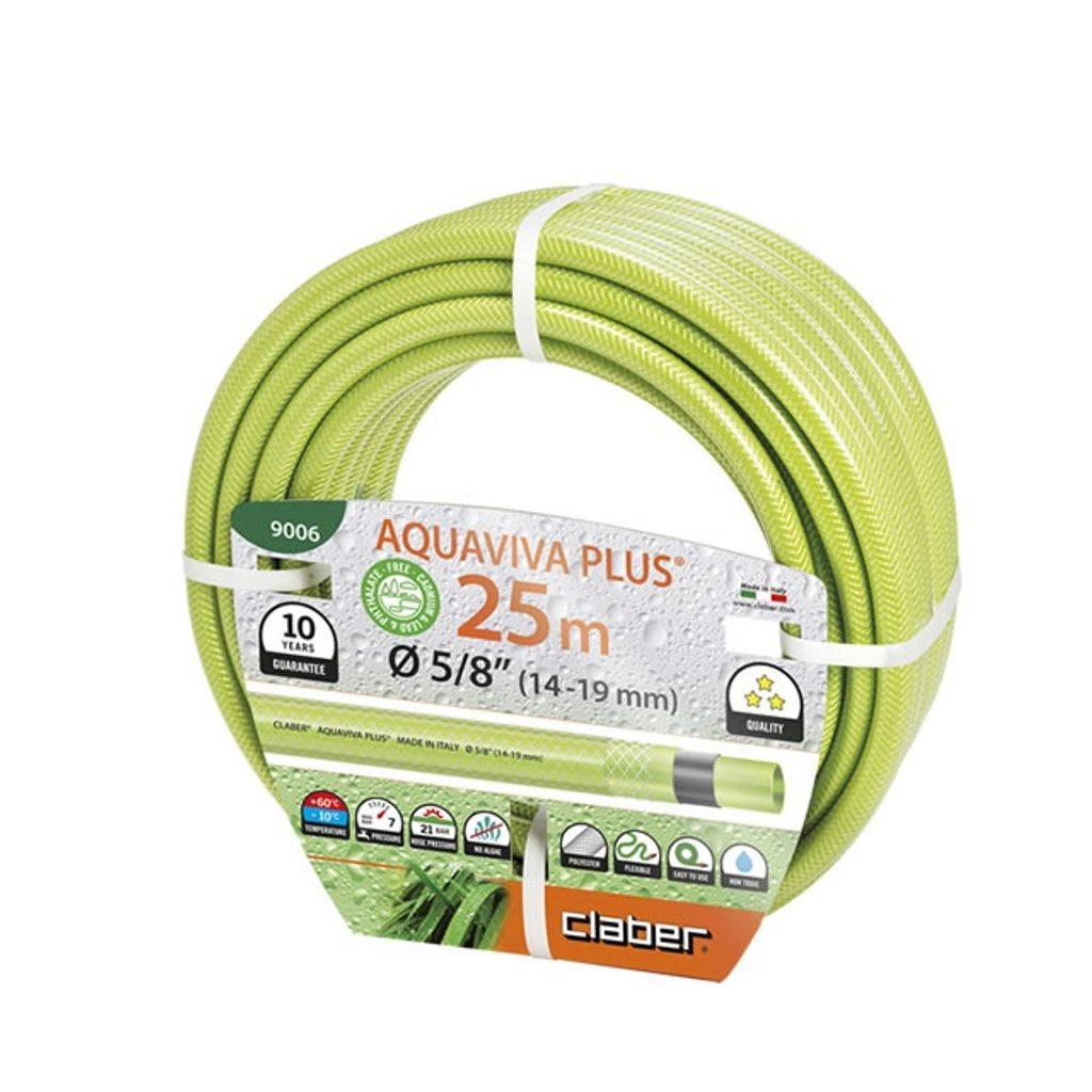 """Claber 9006 - zahradná hadica Aquaviva 5/8"""" - 25m"""