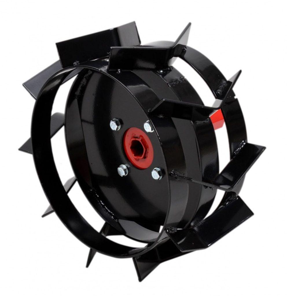 HECHT 007104 model 2020 - železné lopatkové kolesá