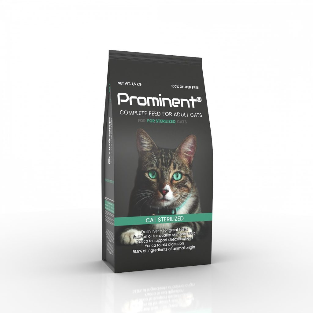 Prominent CAT STERILIZED 1,5 kg