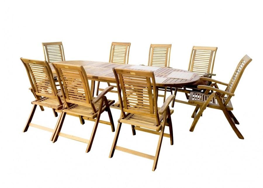 HECHT ROYAL SET - set záhradného nábytku