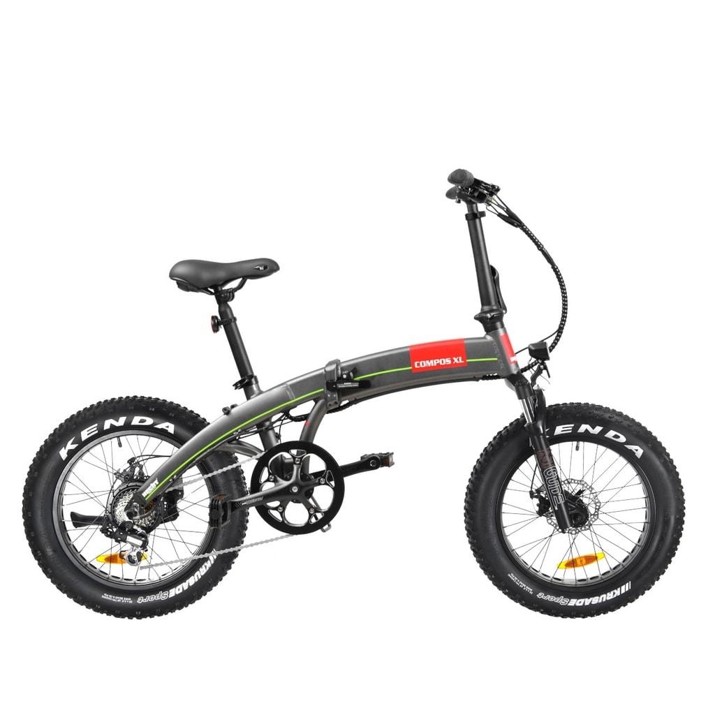 HECHT COMPOS XL - elektrobicykel