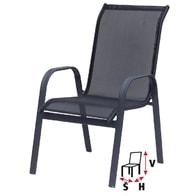 49cd04d26 HECHT - Záhradný nábytok, Stoličky, kreslá, lavičky