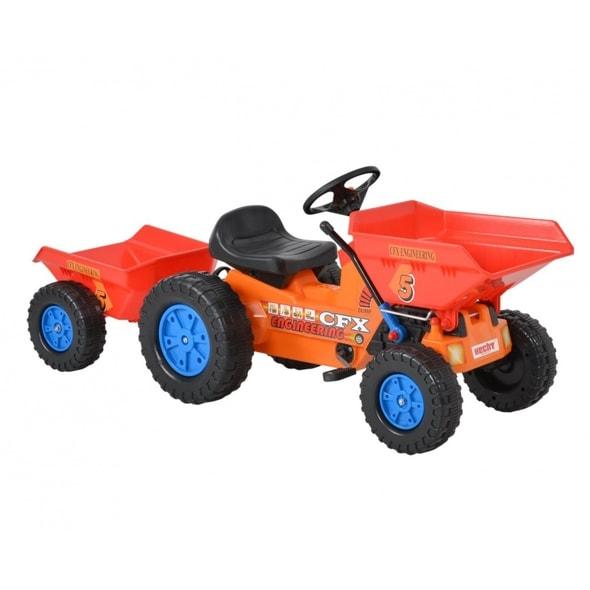 ef1ab7126ad3 HECHT - HECHT 51412 - detský vyklápač s vlekom - Hecht - Detské hračky
