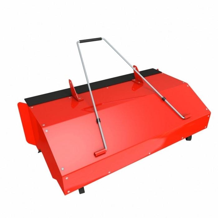 008101 B - zachytávač zmietnutého materiálu pre HECHT 8101