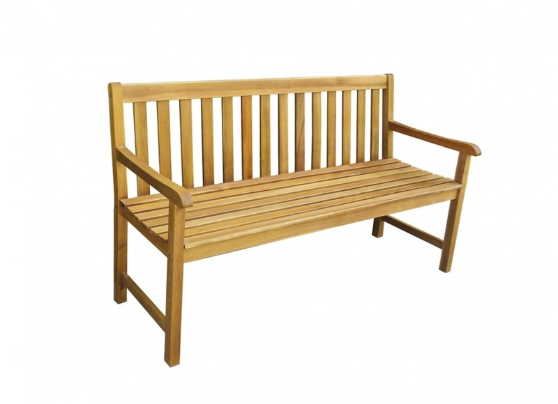 HECHT CLASSIC - záhradná lavička